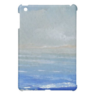 Soft Light Ocean iPad Case