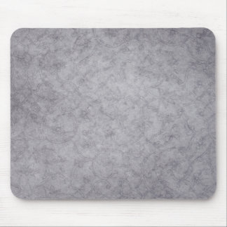 Soft Lilac Flower Pattern Background Mouse Pad
