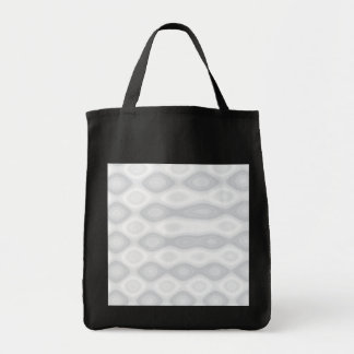 Soft Metallic Pattern in Silver Colors Tote Bag