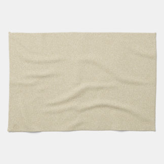 Soft Natural Sand Background Towel