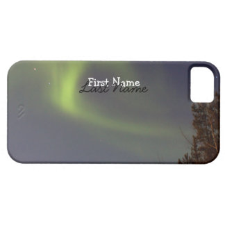 Soft Northern Lights; Customizable iPhone 5 Cover