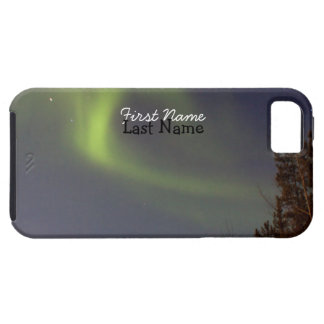Soft Northern Lights; Customizable iPhone 5 Cases