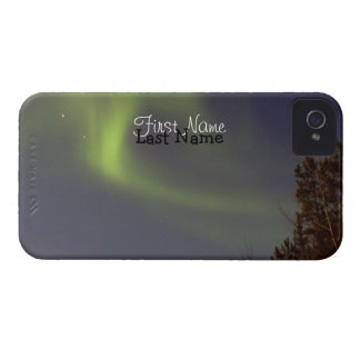 Soft Northern Lights; Customizable Case-Mate iPhone 4 Case