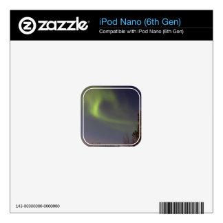 Soft Northern Lights Skin For The iPod Nano 6G