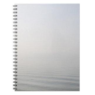 Soft Ocean Notebook