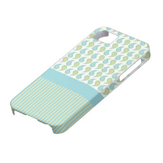 Soft Paisley iPhone 5 Cover
