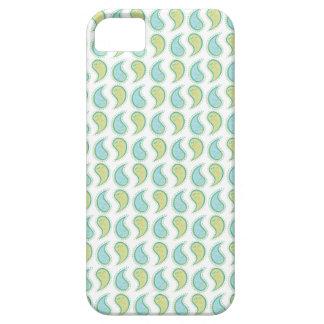 Soft Paisley iPhone SE/5/5s Case