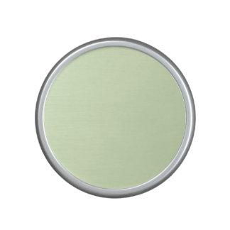 Soft Pale Celery Green Pastel for Summer Gazebo Bluetooth Speaker