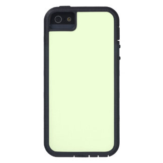 Soft Pale Celery Green Pastel for Summer Gazebo iPhone 5 Cases