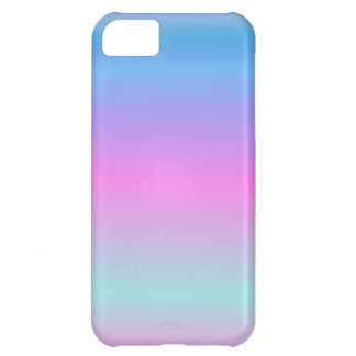 Soft Pale Rainbow Case For iPhone 5C