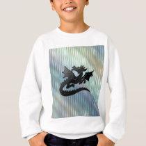 Soft Pastel Abstract Sweatshirt