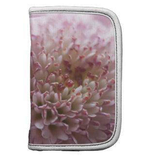 Soft Pastel Flowers Photograph Folio Planner