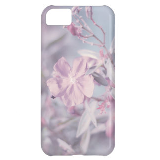 Soft Pastel Lavender Flower iPhone 5C Covers