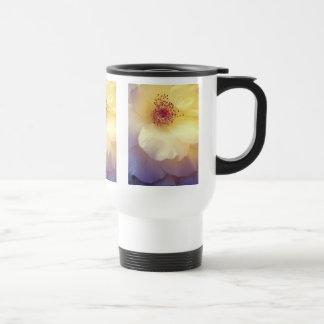 Soft Pastel Petals Travel Mug