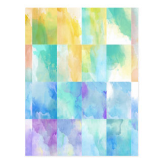 Soft Pastel Postcard