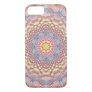 Soft Pastels Kaleidoscope  iPhone Cases