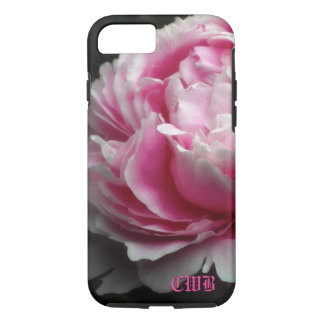Soft Peony Elegant 7  Floral iPhone 7 Case