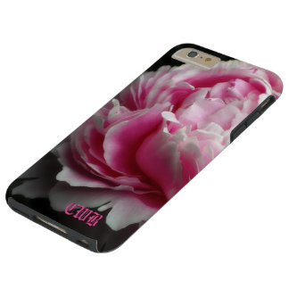 Soft Peony Elegant Floral 6/6s  Plus Tough iPhone 6 Plus Case