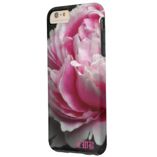 Soft Peony Elegant Floral 6/6s Tough iPhone 6 Plus Case