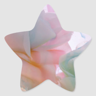 Soft Petals collection original photography by Lis Star Sticker