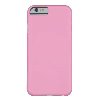 Soft Pink Barely There iPhone 6 Case