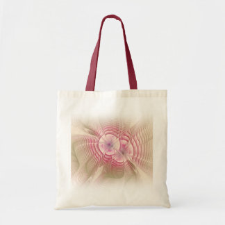 Soft Pink Budget Tote Canvas Bag