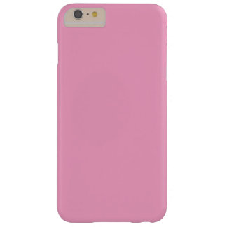 Soft Pink Color Barely There iPhone 6 Plus Case