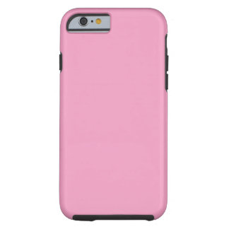 Soft Pink Color Tough iPhone 6 Case