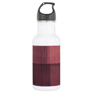 Soft Pink Grunge 18oz Water Bottle