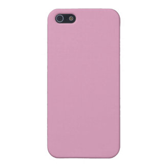 Soft Pink iphone4 Cover For iPhone 5