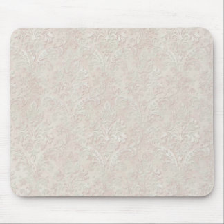 soft pink lace mouse pad