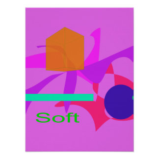 Soft Pink Posters
