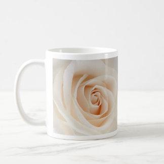 Soft Pink Rose Mugs