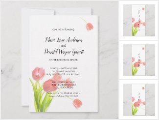 Soft Pink Tulips Collection