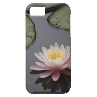 Soft Pink Waterlily Flower iPhone SE/5/5s Case