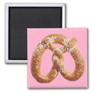 Soft Pretzel Refrigerator Magnets