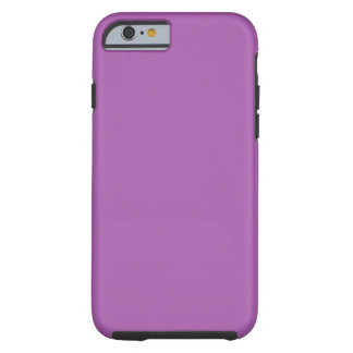 Soft Purple Color Tough iPhone 6 Case