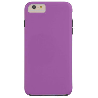 Soft Purple Color Tough iPhone 6 Plus Case