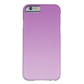 Soft Purple Ombre Barely There iPhone 6 Case