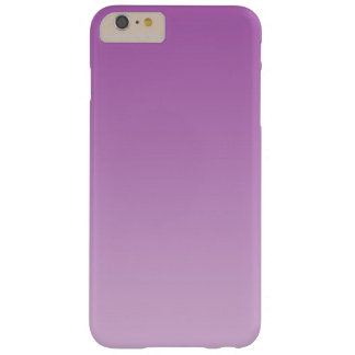 Soft Purple Ombre Barely There iPhone 6 Plus Case