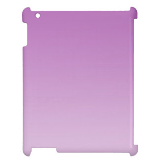 Soft Purple Ombre Case For The iPad 2 3 4