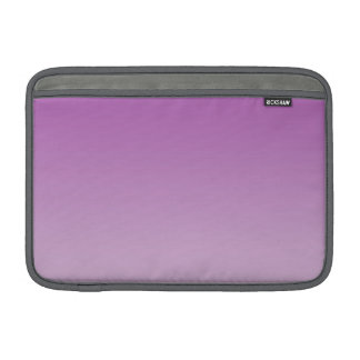 Soft Purple Ombre Sleeves For MacBook Air