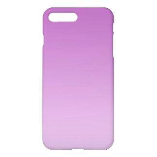 Soft Purple Ombre iPhone 7 Plus Case
