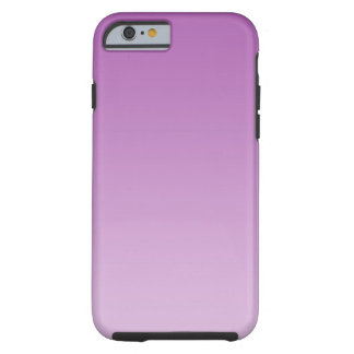 Soft Purple Ombre Tough iPhone 6 Case