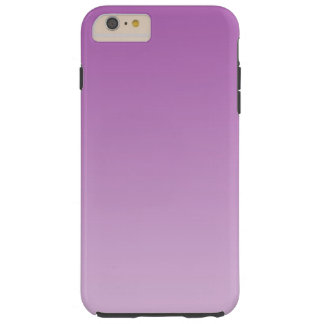 Soft Purple Ombre Tough iPhone 6 Plus Case