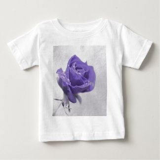 Soft purple Rose created by Tutti Baby T-Shirt