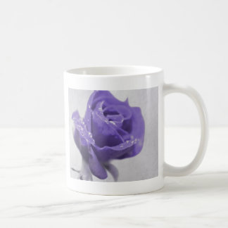 Soft purple Rose created by Tutti Coffee Mug
