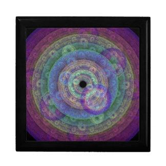 Soft Rainbow Circles Gift Box