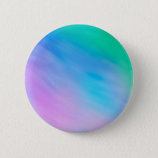 Soft Rainbow Colored Sky Pinback Button