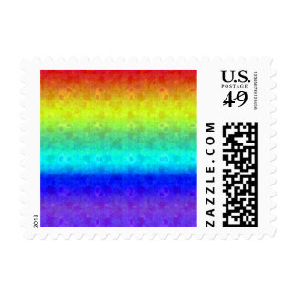 Soft Rainbow Stamps